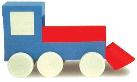 How To Make Paper Trains -