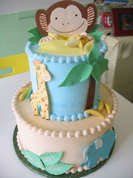 Baby Shower Cake .   Cool Cake Creations     Pinterest   Shower cakes and Cake