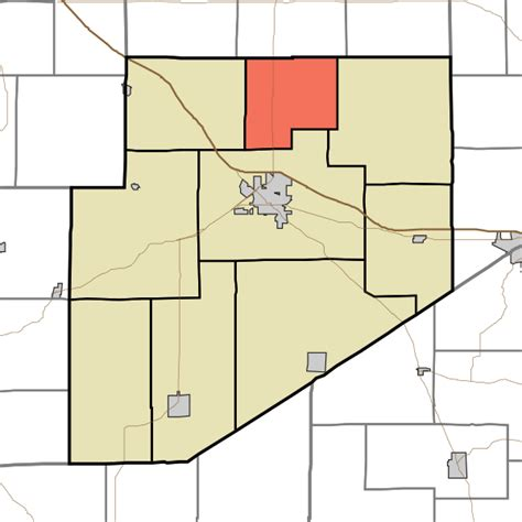 file map of pennsylvania highlighting clinton county svg file map highlighting clinton township decatur county indiana svg