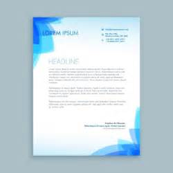 Business Letterhead Online Floral Creative Business Letterhead Vector Free Download