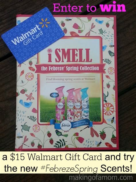 Walmart Lucky Gift Card - walmart 15 gift card giveaway ends 4 18 thrifty 4nsic gal
