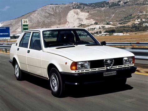 alfa cars in time 1977 cars alfa romeo giulietta tippo 116