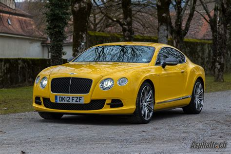 bentley yellow yellow bentley continental gt