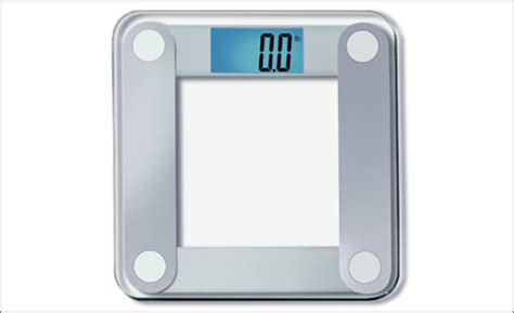 top rated bathroom scales eatsmart precision digital bathroom scale calibration