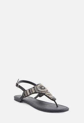Cyl Best Seller Sandal Wedges Sn42 Hitam womens sandals shop justfab s top sellers
