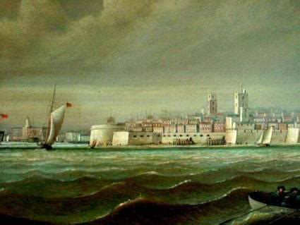 monty whitley  panoramic view  portsmouth harbour