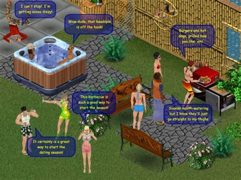 The Sims Online Screenshot 9   PC   The Gamers' Temple