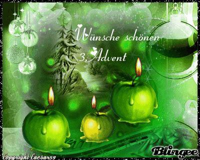 Schönen Advent Bilder by W 252 Nsche Sch 246 Nen 3 Advent Picture 127143548 Blingee