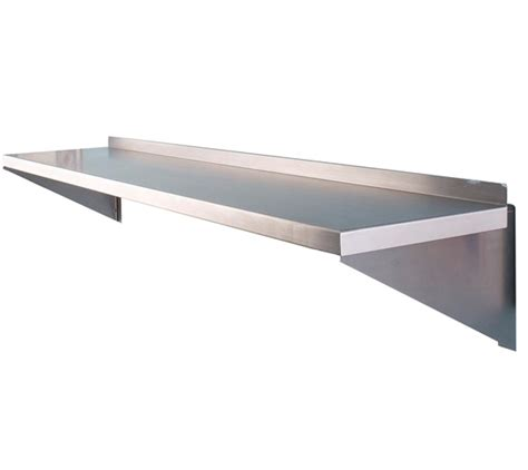 The Shelf Lowest Price 900mm wide stainless steel wall shelf lowest price in the uk