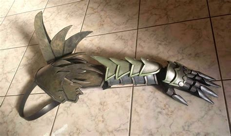 jecht cosplay shoulder armor by art3mis entr3ri on deviantart