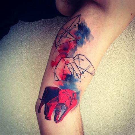 watercolor tattoos maryland 4440 best images about a elephant on