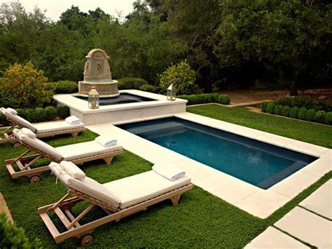 Lounge Chair Pool Design Ideas Mediterranean Patio Santa Barbara By Eye Of The Day