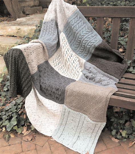 block knitting new class starting building blocks afghan the s wool
