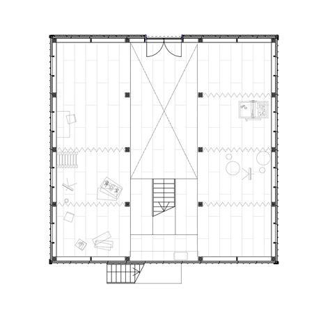 prototype a14s first floor plan yardhouse assemble archdaily