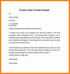10 formal letter example buyer resume