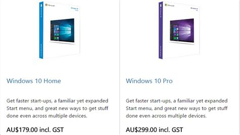 Install Windows 10 Cost | this is how much windows 10 costs to buy outright