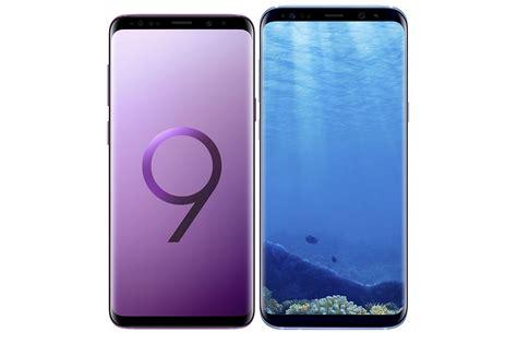 themes galaxy v plus השוואה galaxy s9 plus מול galaxy s8 plus עיצוב מפרט ומחיר