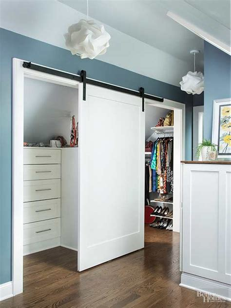 Master Bathroom Idea Small Walk In Closet Design Ideas