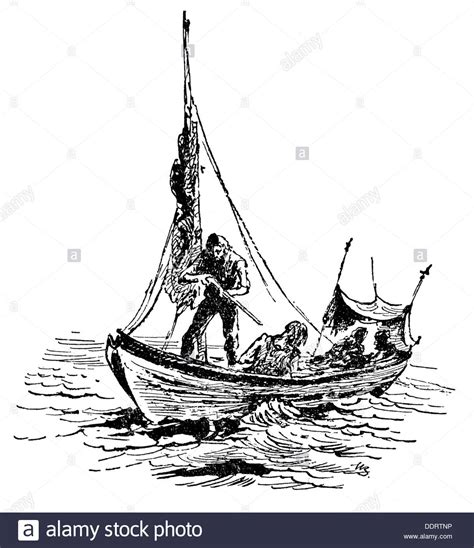jon boat drawing fishing whaling whaling boat drawing from quot muenchner