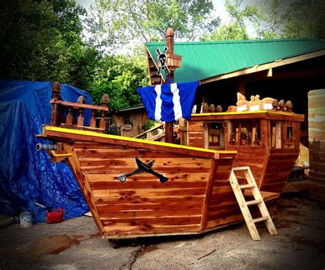172 Best Pirate Ships For Backyard Play Images On Backyard Pirate Ship