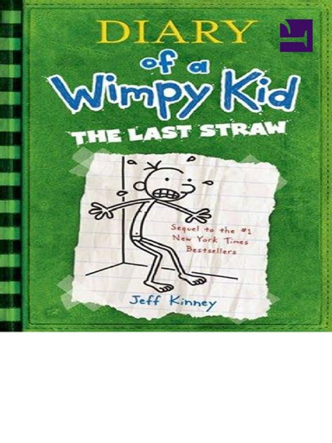 The Diary Of A diary of a wimpy kid the last straw boo jeff kinney