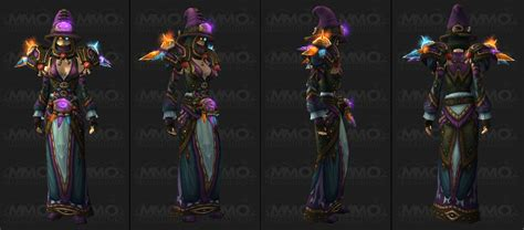 challenge mode armor sets mmo chion
