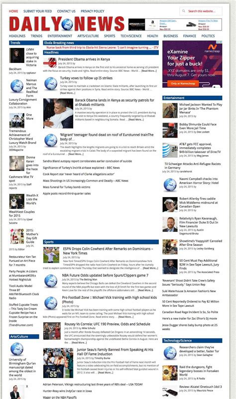 blog aggregator sites 100 blog aggregator sites five best news