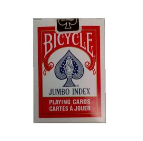bicycle jumbo cards walmart ca