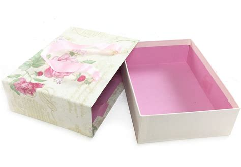 decorative gift boxes decorative yellow cardboard storage birthday