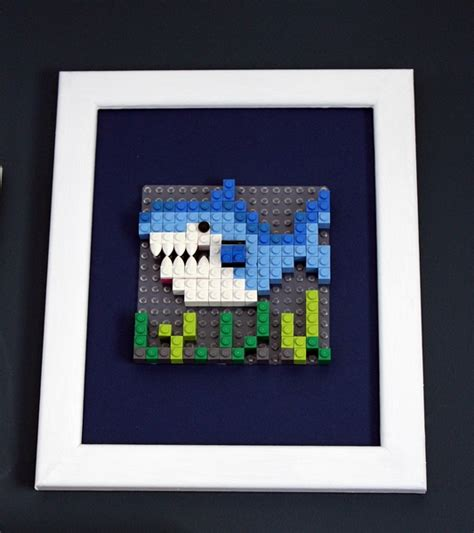 Lego Wall Decor by 3d Lego For The Expanding Nursery Gallery Wall