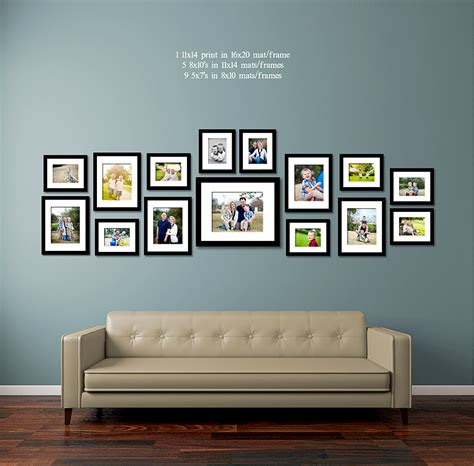 fotos an wand ideen 30 family picture frame wall ideas