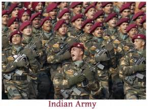 Of the top 10 largest armies in the world and indian army at no 3
