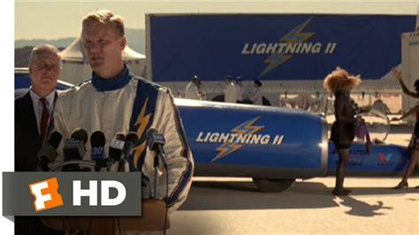 Watch Rat Race 2001 Full Movie Rat Race 9 9 Movie Clip Lightning Ii The Landspeeder 2001 Hd Youtube
