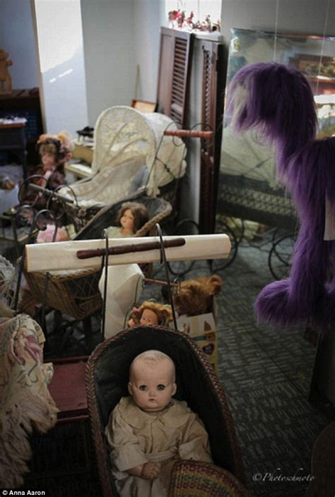 haunted doll joliet haunted mansion that has witnessed two mystery deaths goes
