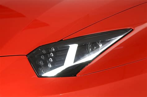 lamborghini aventador headlights in the 2012 lamborghini aventador lp700 4 the superslice