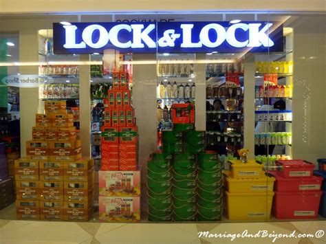 Shopping Just Got Easier by Shopping Just Got Easier With Lock Lock