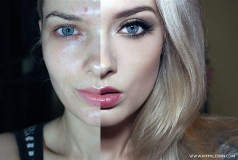 8 Perks Of Pale Skin by My Pale Skin The Fear Of Never Being Enough