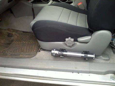 maglite mounts where did you mount your maglite tacoma world