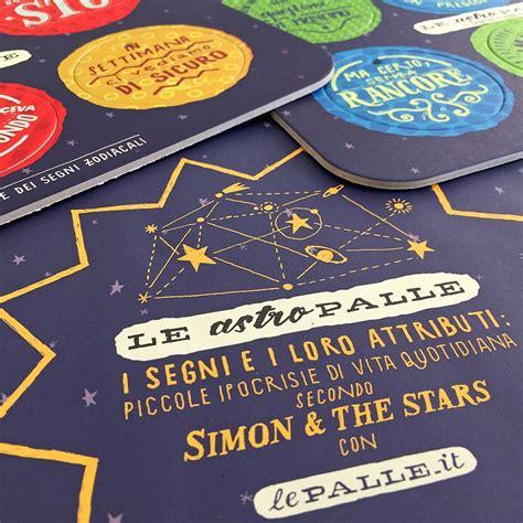 le 12 tavole le astropalle di simon the set di 2 tavole per