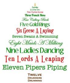 best 25 twelve days of christmas ideas on pinterest 12