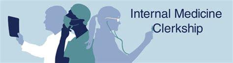 internal medicine clerkship washington dc va medical center