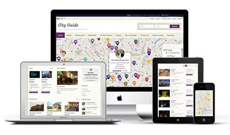 theme wordpress listing city guide wordpress local business directory theme