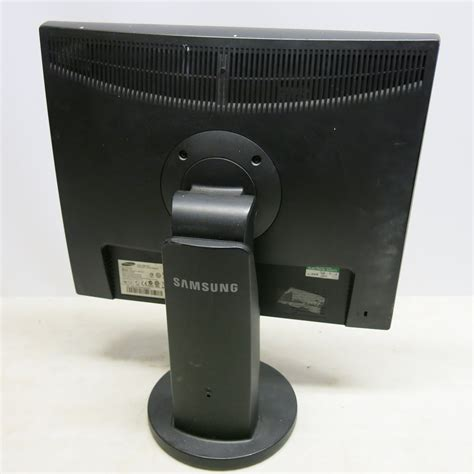 Monitor Samsung Syncmaster 943 samsung syncmaster 943 19 quot monitor