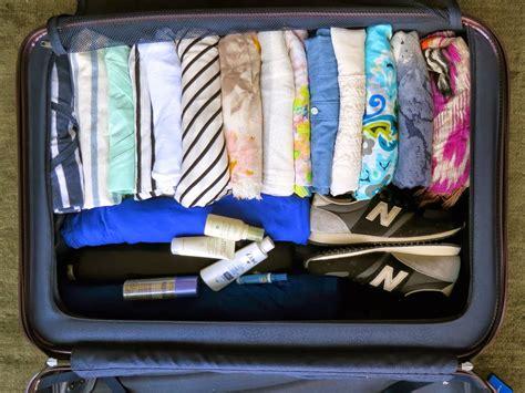 packing light for travel tips for packing light when you travel bonappetour