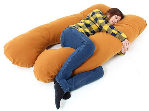 Hugging Pillow by Brilliant Pronged Hug Pillow That Cradles You