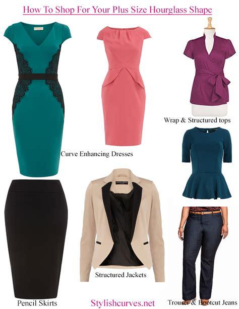 shopping dress your shape when you re plus size