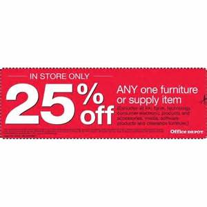 Office Depot Retailmenot Office Depot Coupons 2015 Up To 5 Back Was 25 2016
