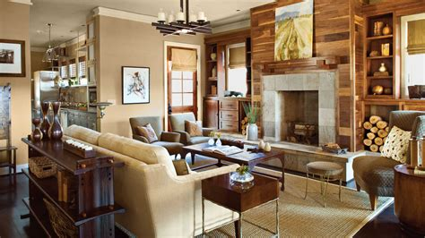 southern living room use unexpected materials 106 living room decorating