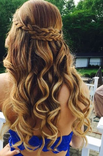 hairstyles for a graduation party pin by autumn s on h a i r pinterest hair style prom