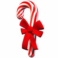 Candy canes a candy maker in indiana made the candy cane to